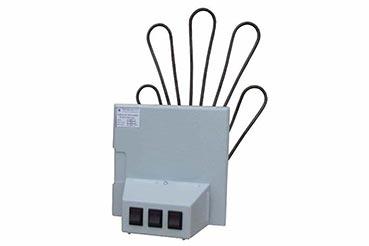 Fűtőbetét elektromos kályhához