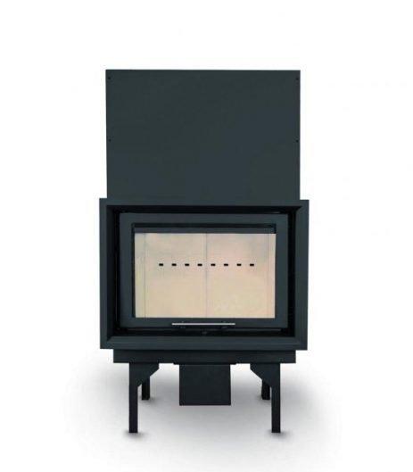 Flamen SIGMA 70V F K liftes, klasszikus üveges kandallóbetét